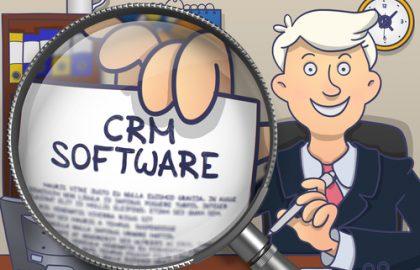 איך לבחור תוכנת CRM לעסק בשישה צעדים
